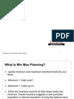 62157709 Min Max Planning DEMO