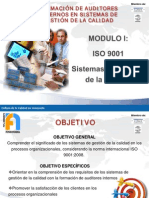 Formacion de Auditores (Modulo 1)