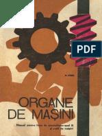 Organe de Masini