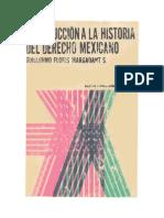 Introduccion a La Historia Del Derecho Mexicano