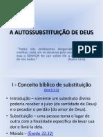 EBD Lição 7a  A AUTOSSUBSTITUIÇÃO DE DEUS.ppt