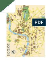 Mapa - Guía de Londres