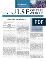 The Pulse of the World - Issue 35 Supplement
