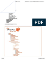 Strategic Analysis of WRSX Group | The WritePass Journal