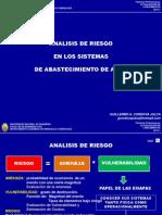 Analisis de Riesgo Ing Cordova