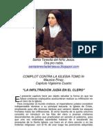 Complot Contra La Iglesia I TIII-Maurice Pinay