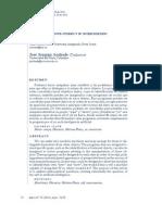 El Problema Mente-cuerpo y Su Interconexión J. Mensch