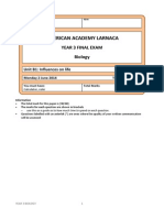 GCSE Edexcel Biology B1  Y9 Final exam 13_14.pdf