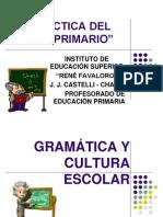 Didáctica Del Nivel Primario Gramatica