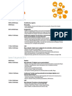 II Congreso Internacional de Periodismo SEAP Chile 2014