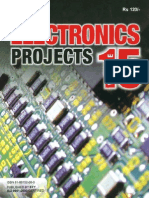 Electronics Projects Volume 15.Bak
