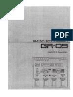Manual GR-9 - Texto