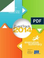 EventTrack2014 Executive Summary