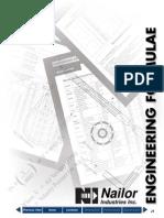 Air control - Engineering formulas
