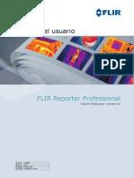 Manual FLIR Reporter Professional