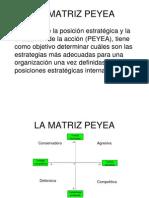 La Matriz Peyea