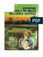 Jules Verne - Avventure Di Tre Russi E Tre Inglesi Nell'Africa Australe