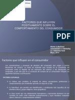 Factores Que Influyen Sobre El Comportamiento Del Consumidor_semana4
