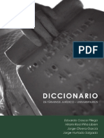 diccionario juridico UNAM