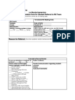initial referral form