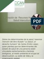 Formación de RRHH Salud Intercultural