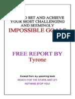 Tyrone Free Goals Report
