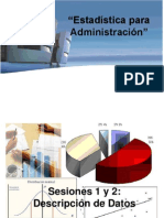 Ppt.estadisticas Centrum