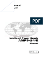 AMPS-24 & AMPS-24E - Addressable Power Supply (New Version) 51907-d