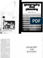 Geography and Planning