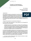 Descartes, Las Matemáticas y La Elaboración de Lo Moderno - G.a.J. Rogers