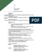 TESTES+++IMUNO-HEMATOLOGICOS