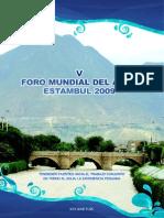V Foro Mundial del Agua