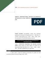 10.1- Pet. Inicial - Revisão - Pensão Por Morte - Retroação Da Data Do Inicio Do Benefício Em Razão de Documentação Incompleta