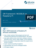 GR Framework - MODBUS on Raspberry Pi