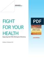 Fight for Your Health,  Byron J. Richards
