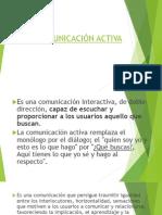 La Comunicación Activa