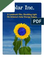 A Landmark Film, Shedding Light on Arizona's Solar Energy Future