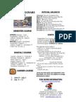 Spanish Program 2009