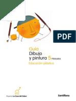 Guia Didctica Plastica-5 Casa Saber