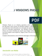 Apoyo Windows Phone