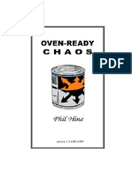 Hine Phil - Oven Ready Chaos (Castellano)