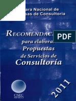 Aranceles 2011 CNEC