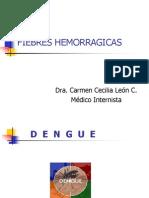 Fiebres Hemorragicas II