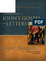A Theology of John's Gospel and Letters by Andreas J. Kostenberger, Excerpt