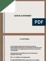 4 Datos e Internet