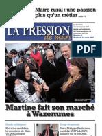 La pression de mars - numéro 7
