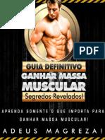 Ganhar Massa Muscular Segredos Revelados!