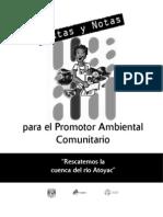 21 Manual Promotor Ambiental Comunitario