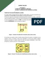 Actividad04 Multimetro BancoLamparas Mediciones CA Taller UPB