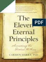 The Eleven Eternal Principles by Carmen Harra - Excerpt
